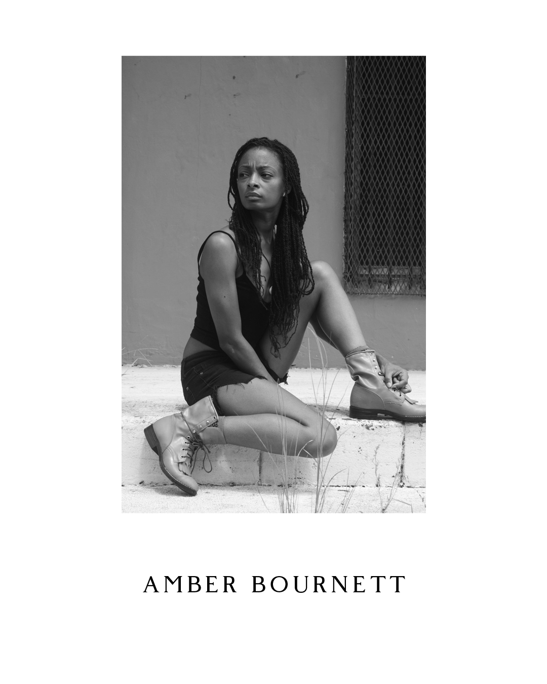Amber Bournett - Director of Photography