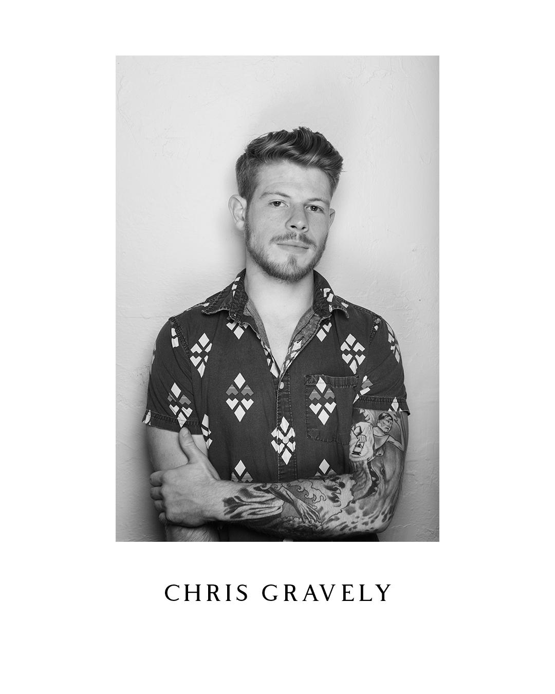 CHRIS GRAVELY - COMPOSER