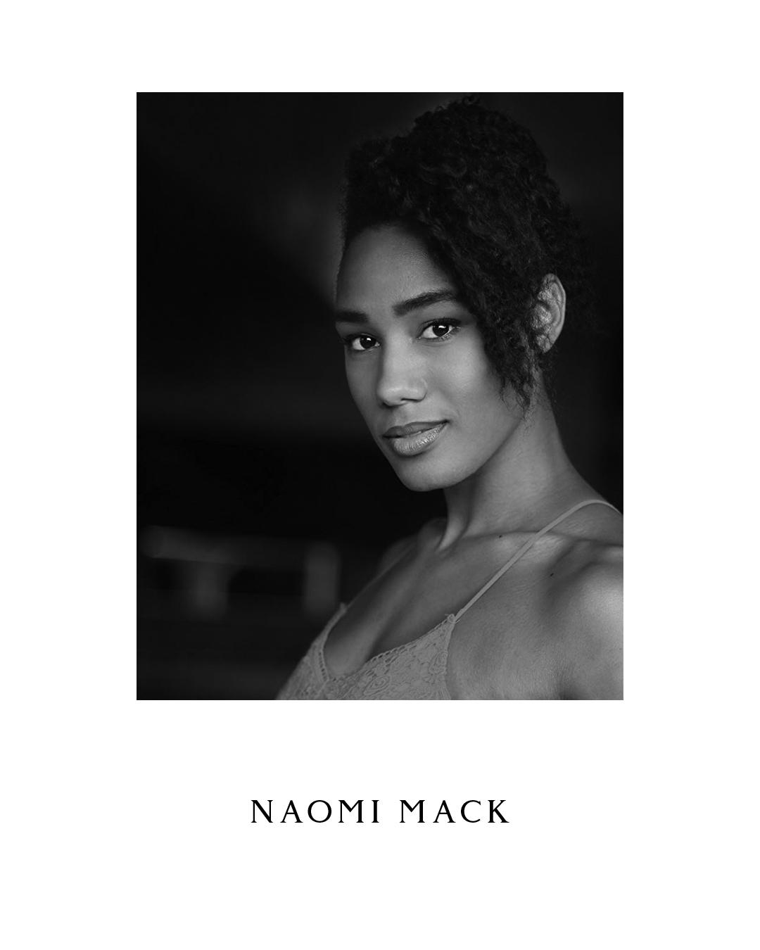 Naomi Mack - Assistant Director