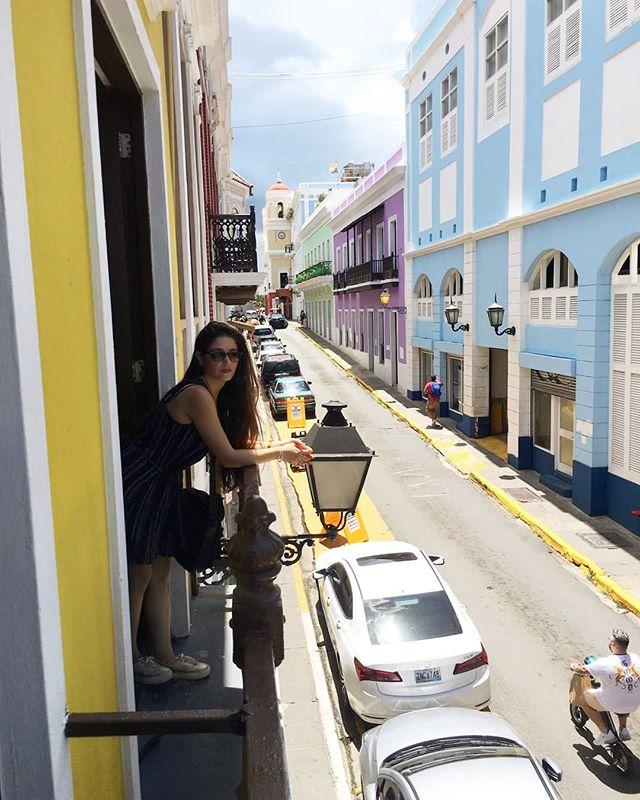En mi viejo San Juan 🎶  #puertorico #sanjuan #travel #musician