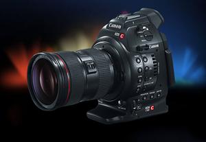 Canon EOS Cinema C100