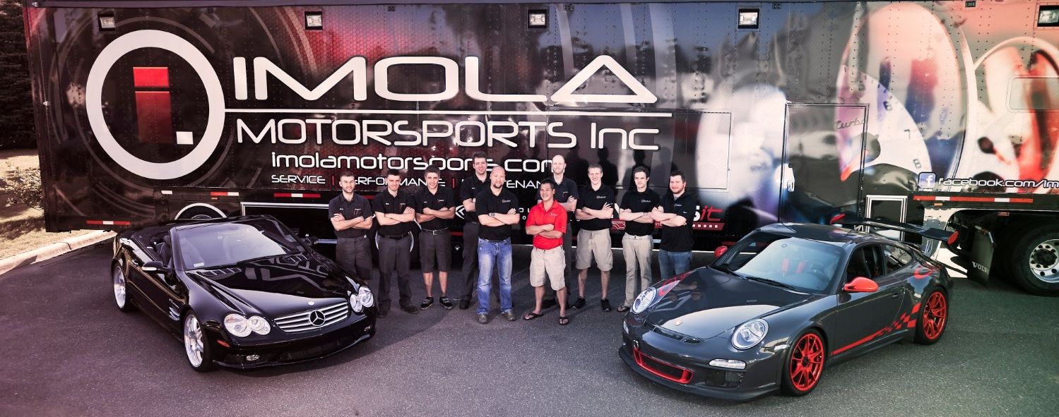 The IMOLA Motorsports, Inc Team