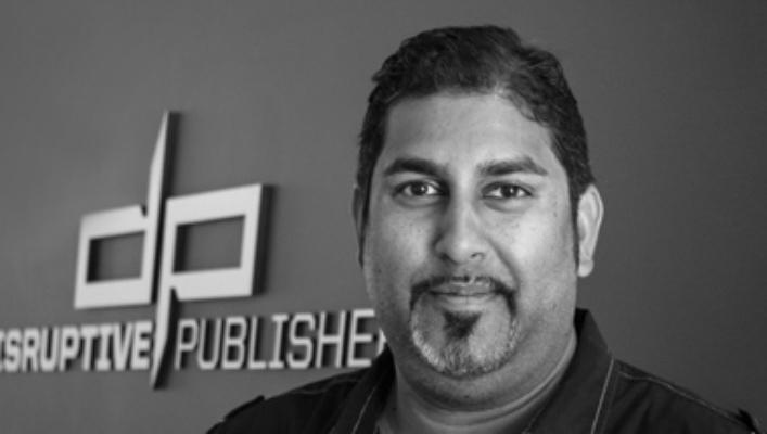 OTIS PERRICK  - Founder & President of Disruptive Publishers, Co-Founder & Managing Partner of Ripe Rides.