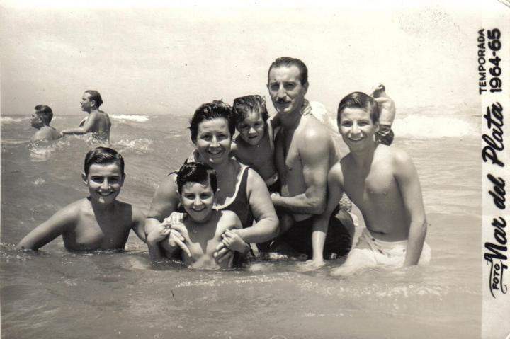 Archive of the De Vincenti family - not reproducible