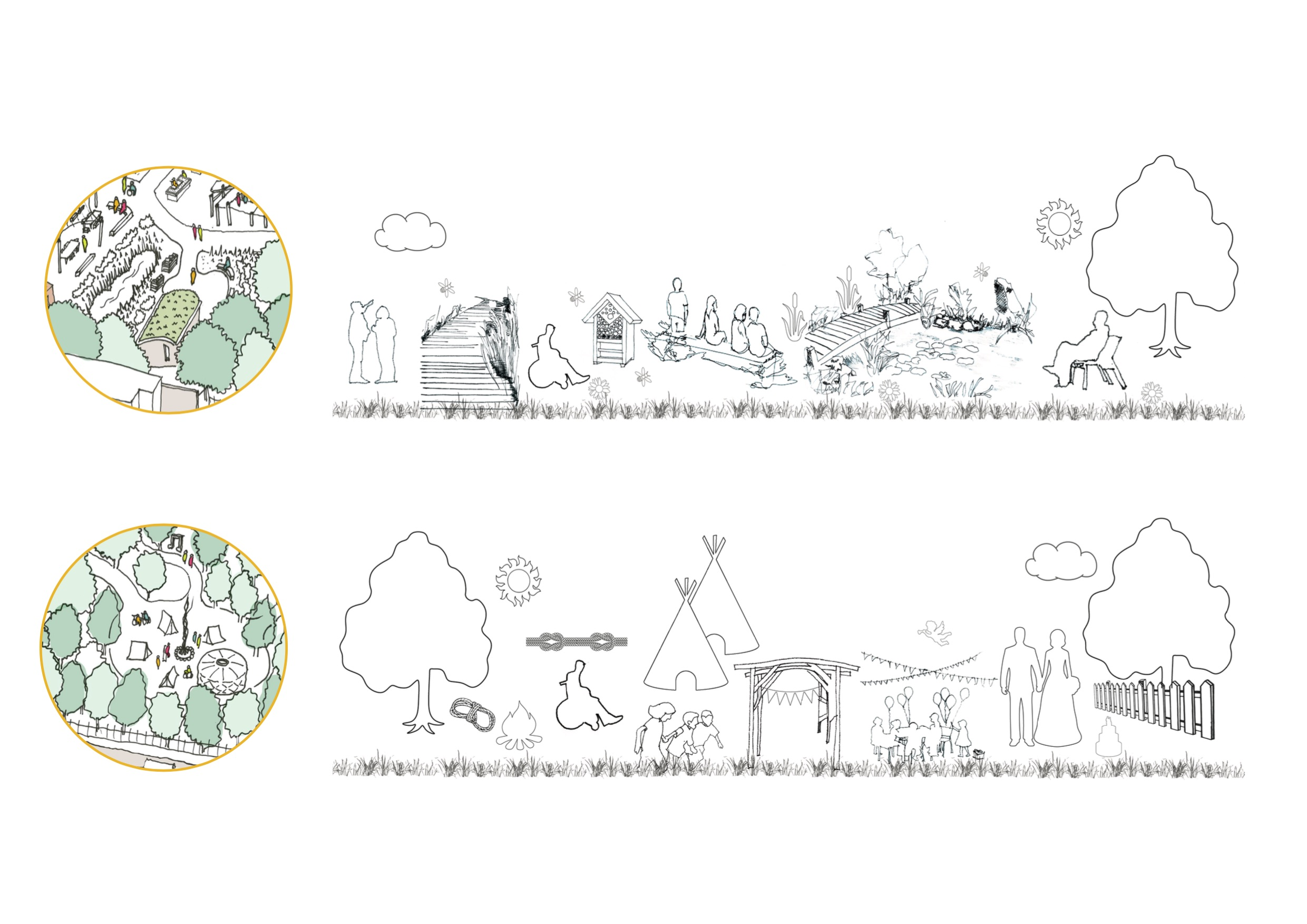 Outdoor learning and woodland walk concept sketches.jpg