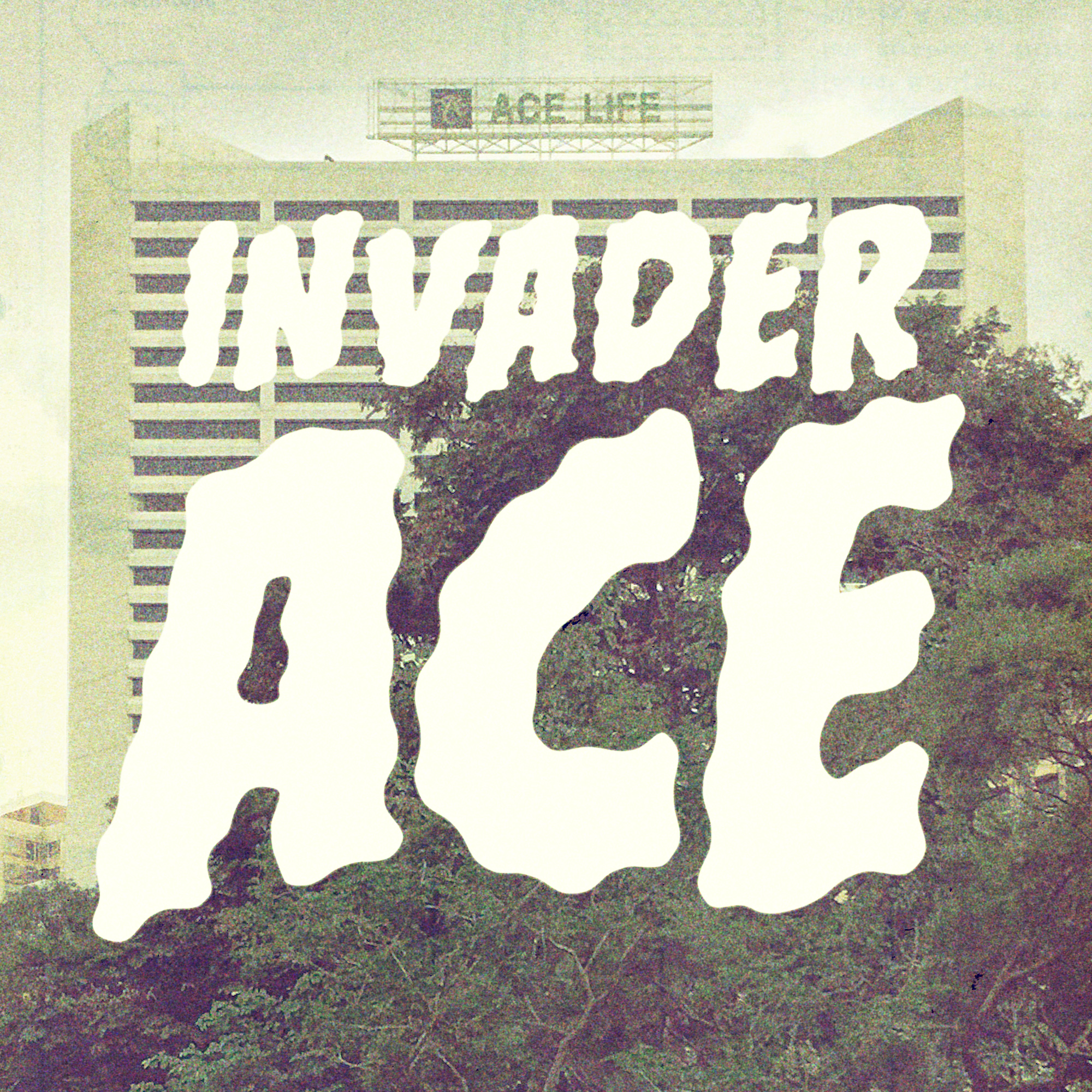 When you feel january is too cold and dark, why not listen to some Tropical Tuba Techno to conjure up memories of sunny days, beaches and long island ice teas. ACE LIFE is a new two track Ep by the Norwegian/Swedish experimental electronic outfit INVADER ACE. It sounds like a happy DIY blend of Mr. Oizo, Todd Terje and Cuban math rock.