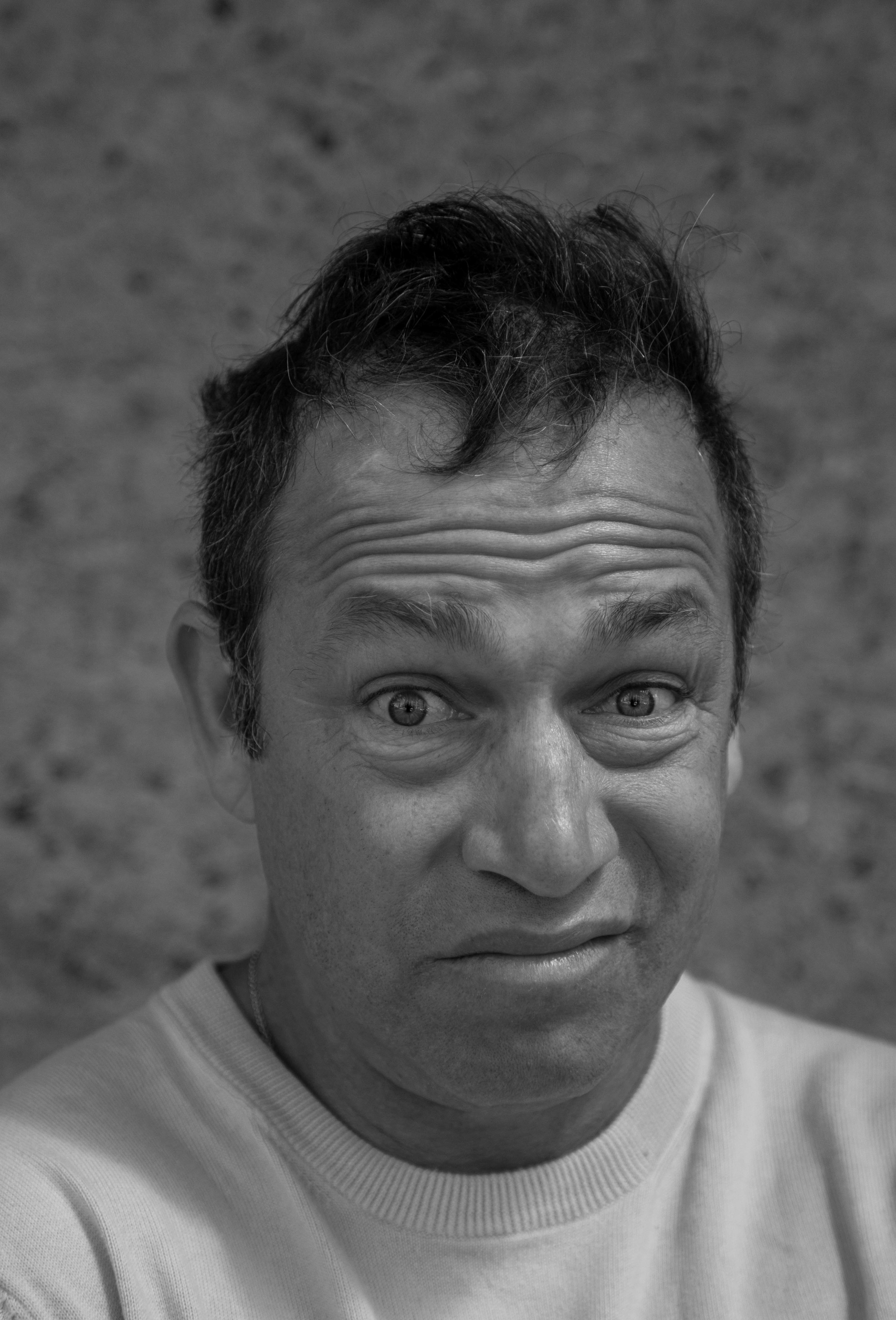 Professional skateboarder and artist Mark Gonzales, for Highsnobiety Magazine