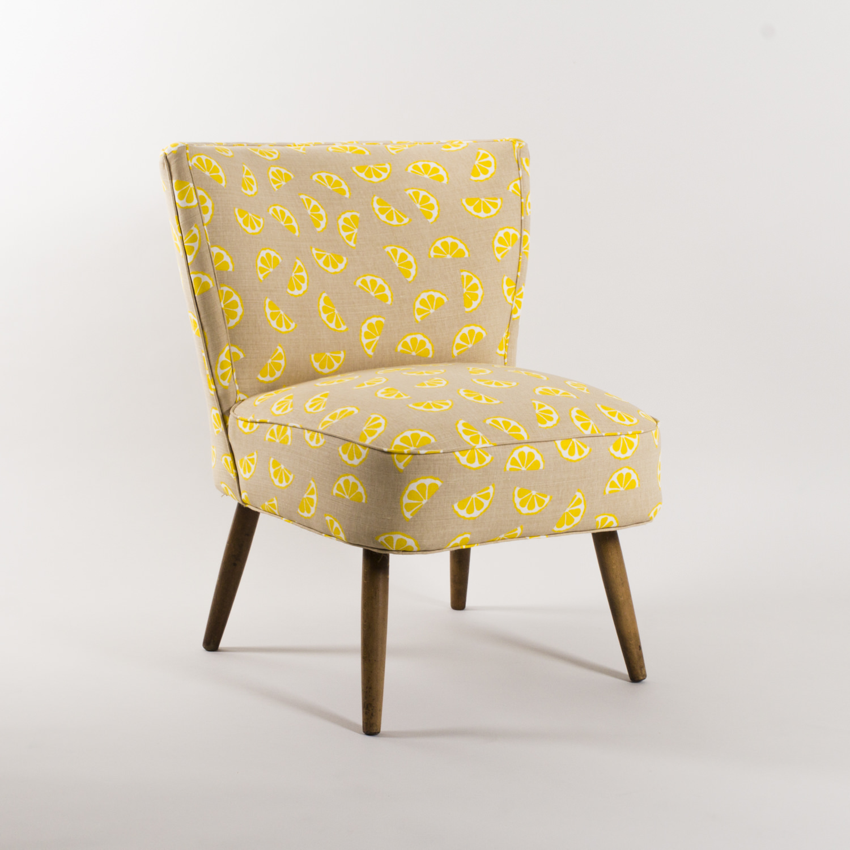 Jenny Sibthorp Lemons Cocktail Chair on Grey.jpg