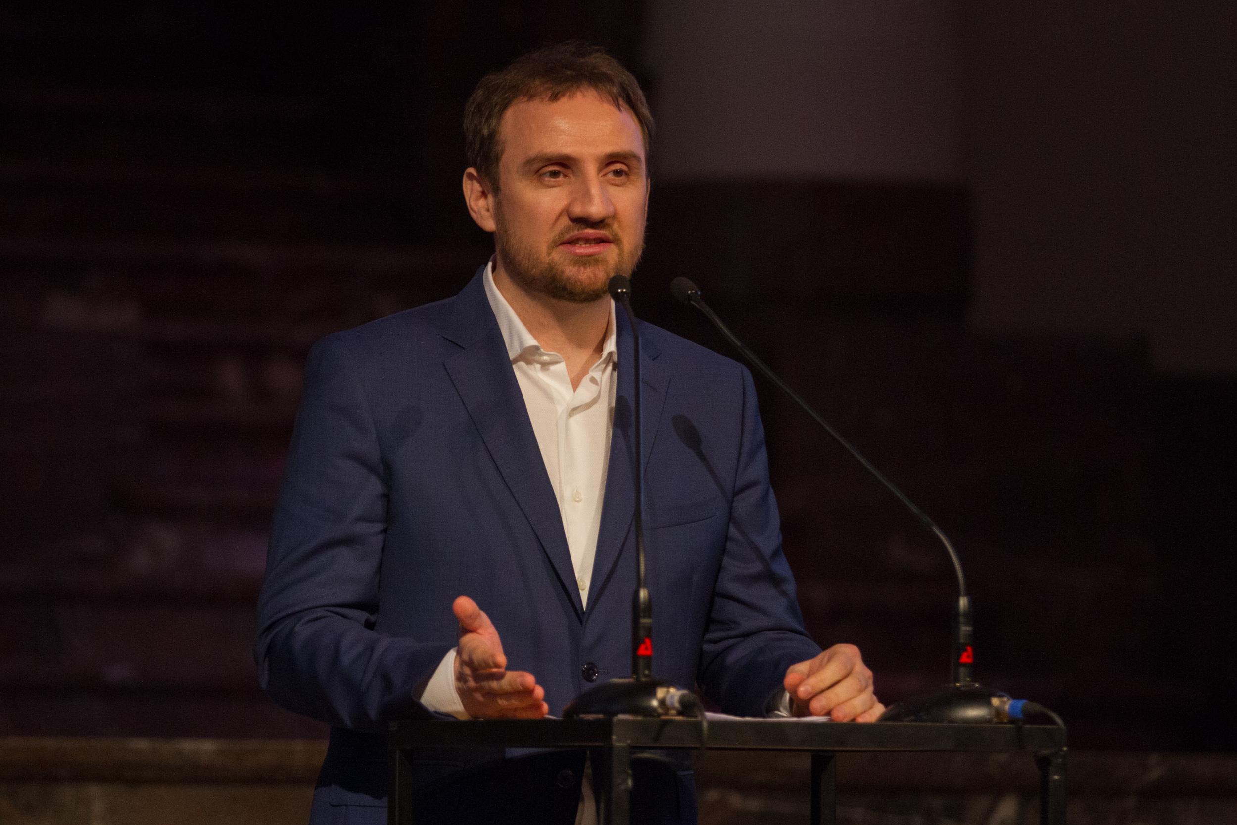 2014 ECF Princess Margriet Laureate Teodor Celakoski. Photo ©Xander Remkes.