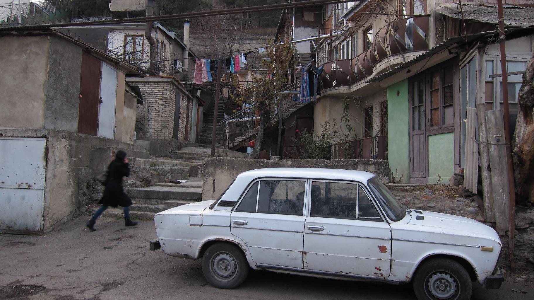 Tbilisi ©Nicola Mullenger