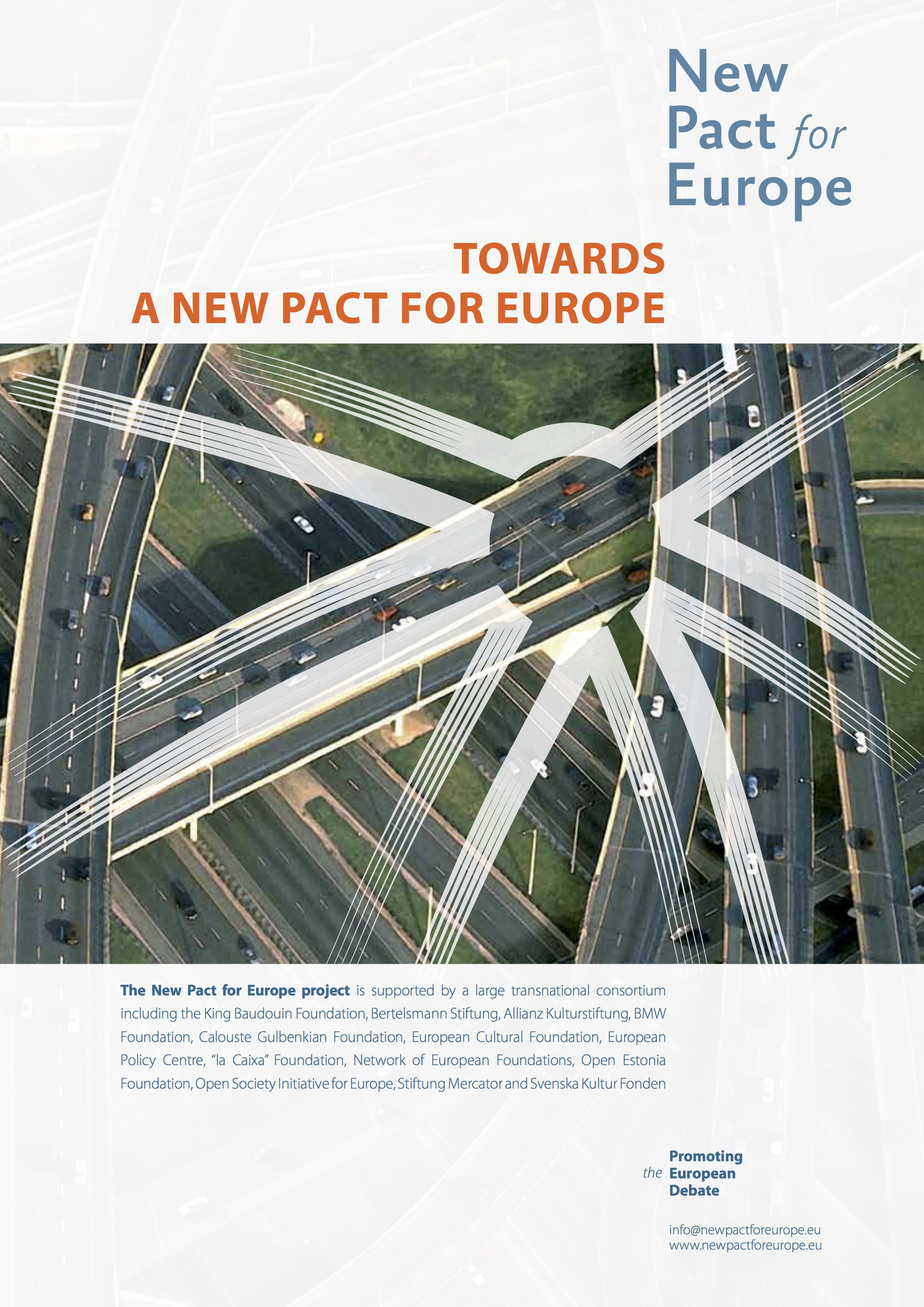 Download the report from the  New Pact for Europe website .