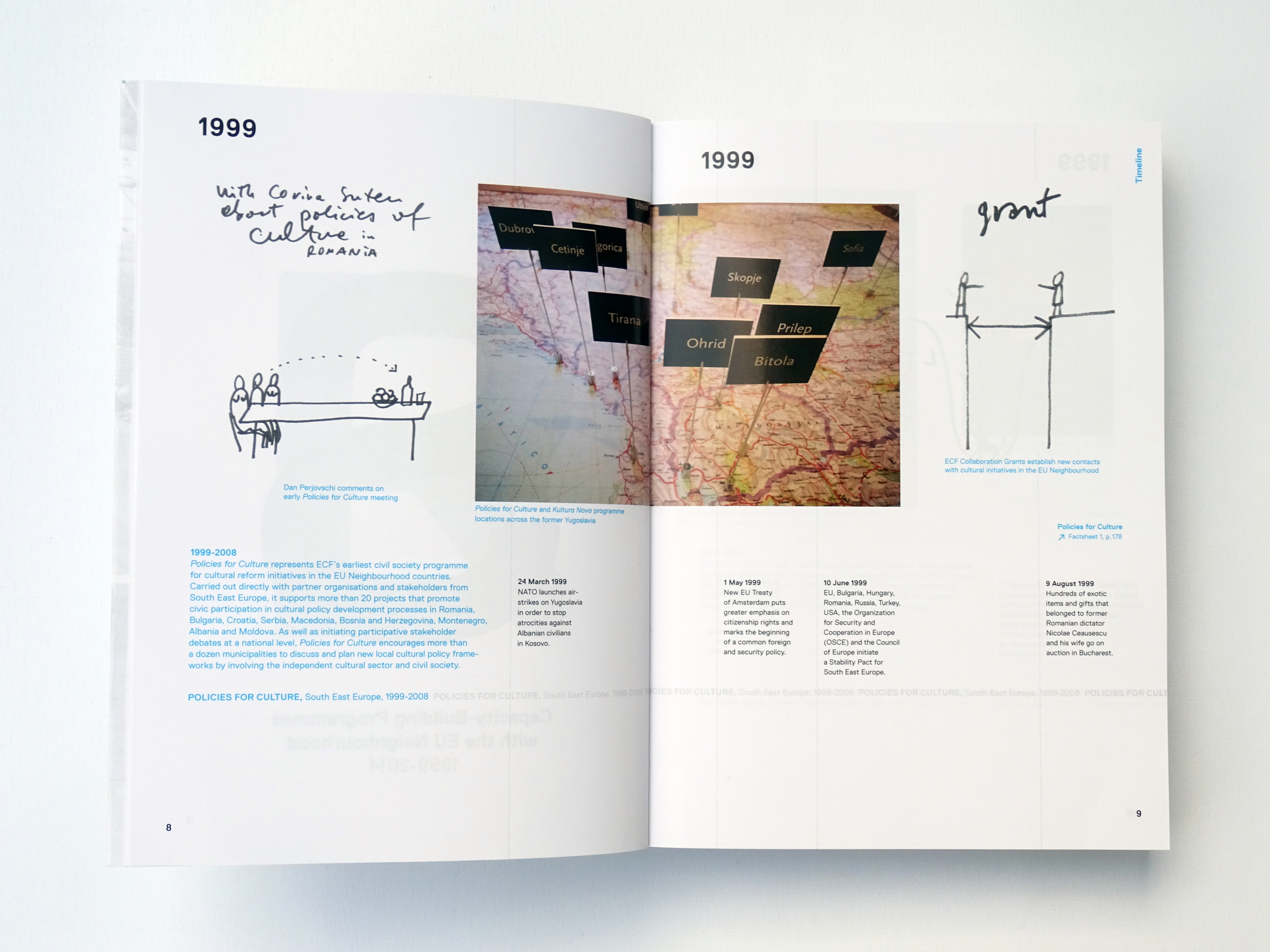 Design and photo by Gerlinde Schuller (The World as Flatland)
