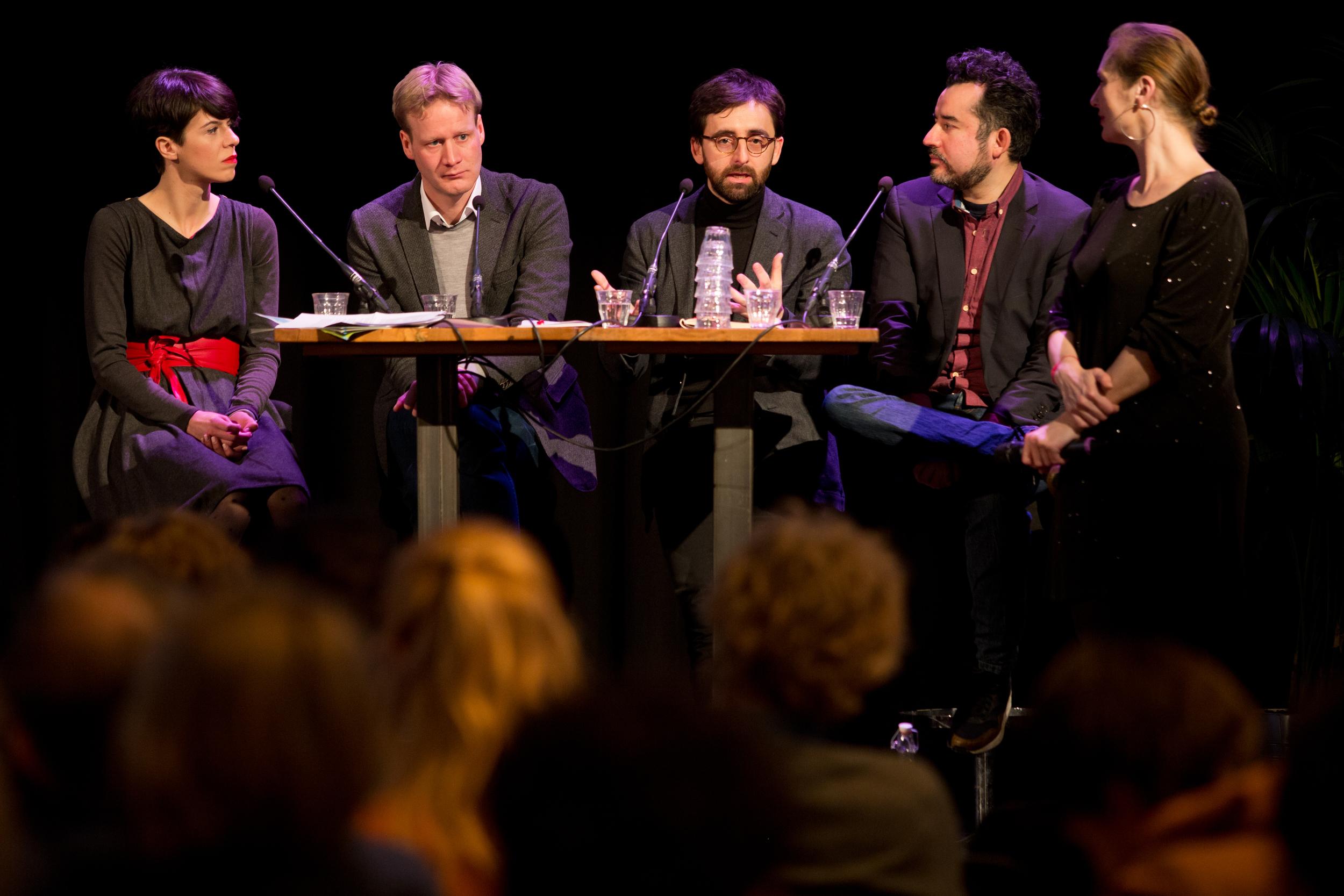 New Democracy: Co-creating the City. Photo by Maarten van Haaff