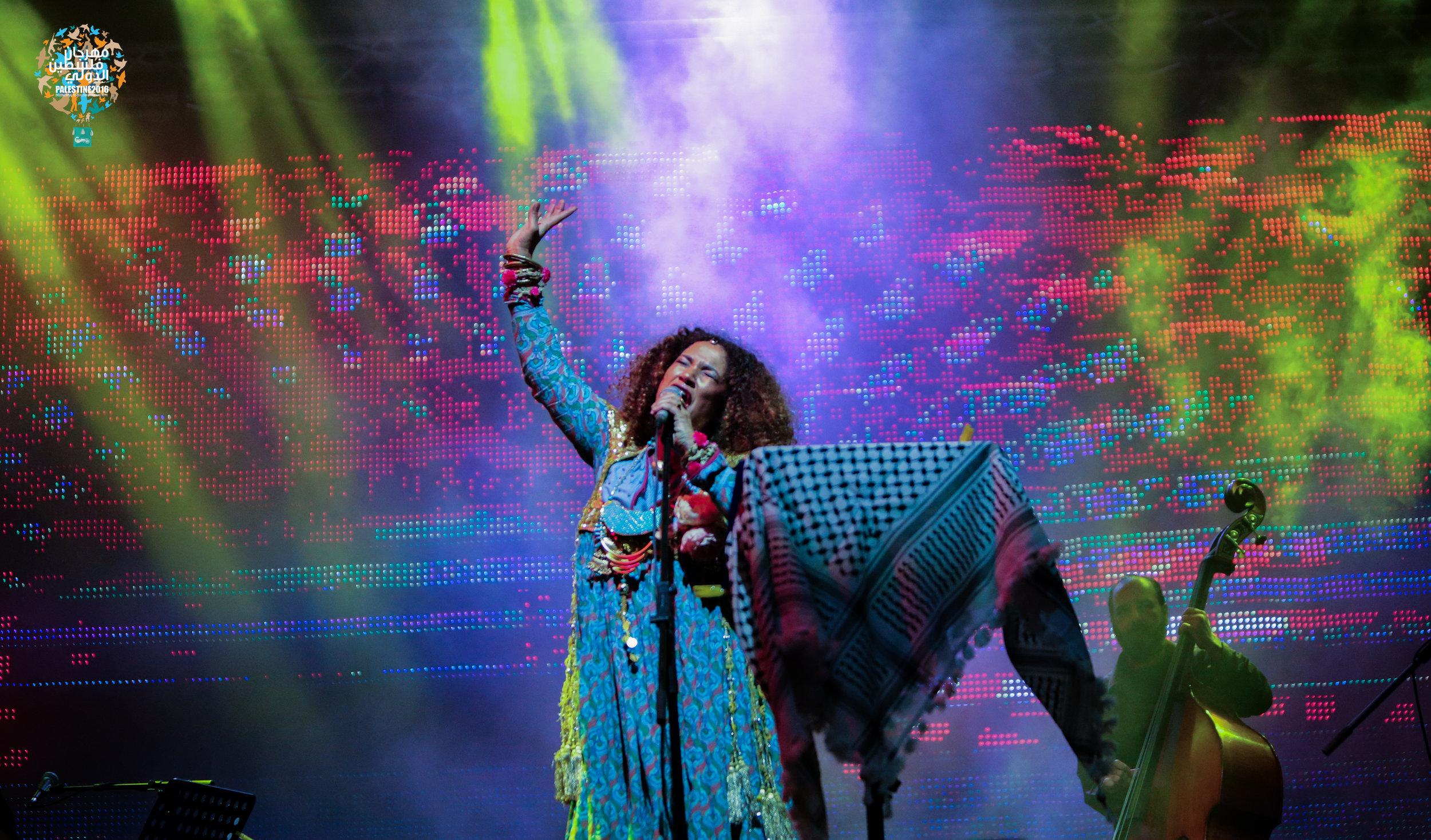 Palestine International Festival 2016 © Sami Jaradat