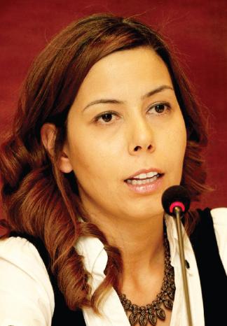 Rana Yazaji. Photo via  Mimeta .