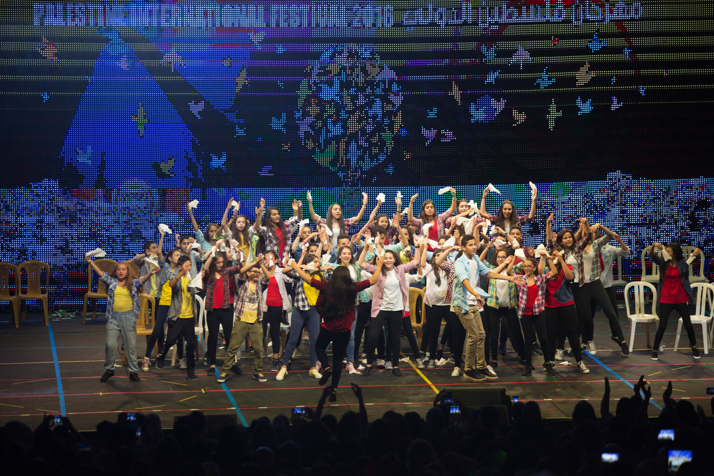 Palestine International Festival 2016 © Ahmed Oudeh