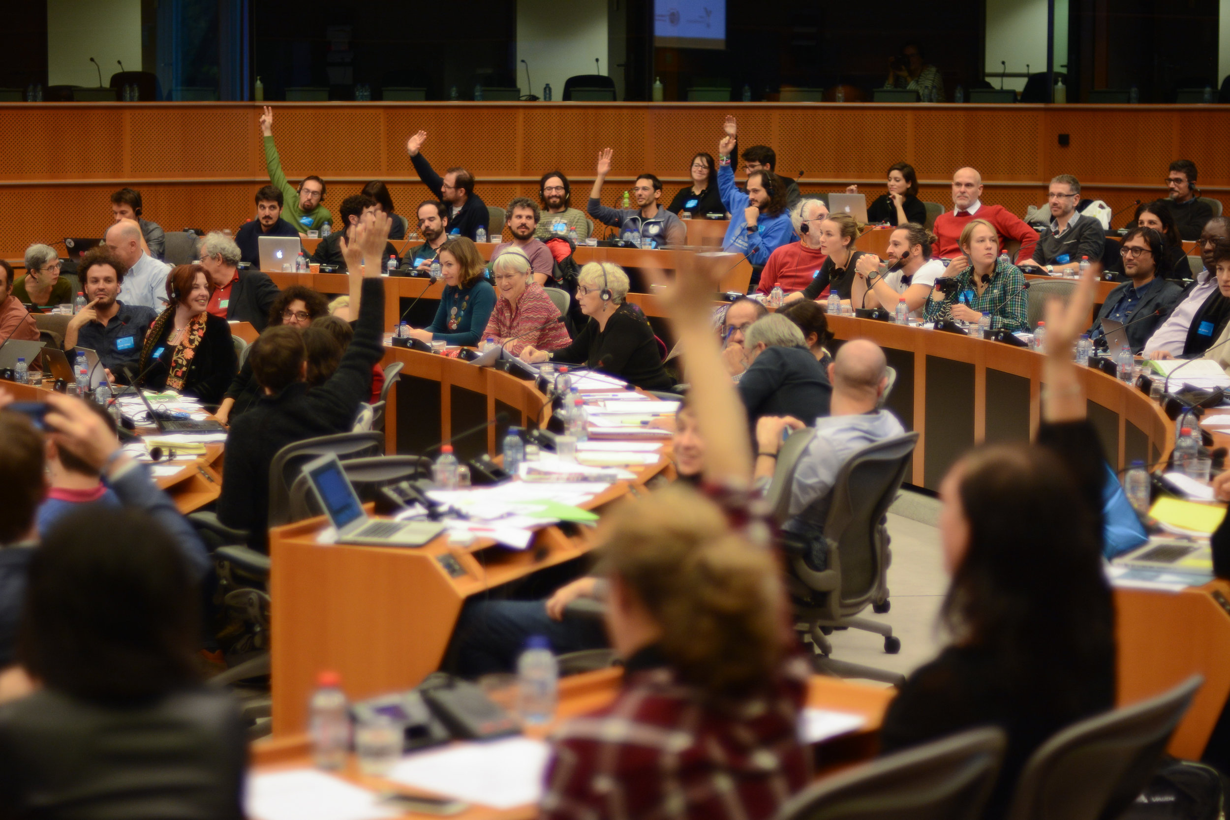 European Commons Assembly, 2016.