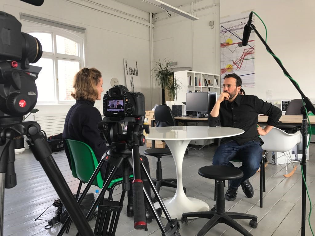 Eyal Weizman in his interview with Award curator Wietkse Maas, March 2018.