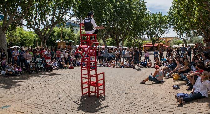 Zemos98 Festival 2016, photo by Julió Albarran
