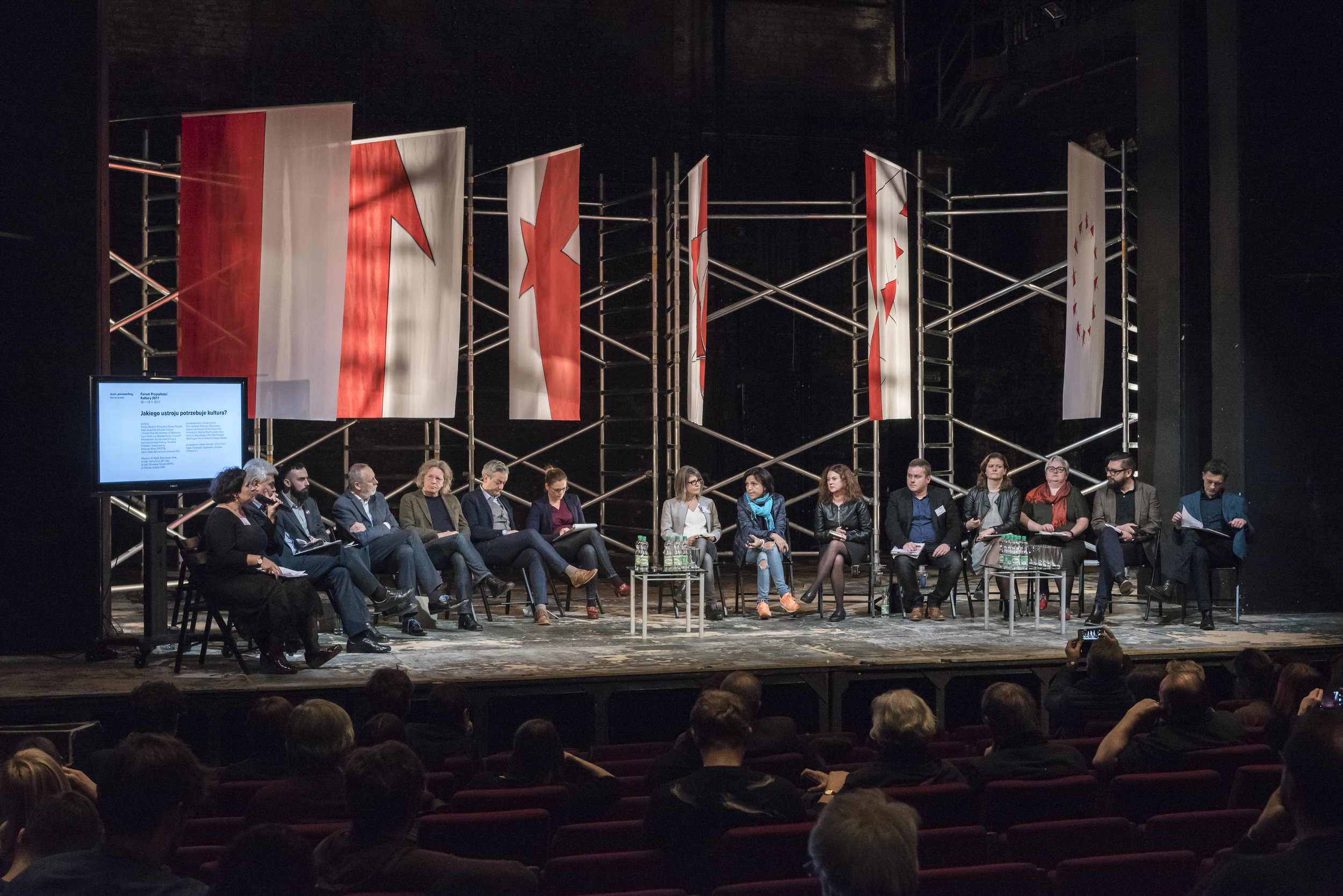 Forum for the Future of Culture. Photo by Arek Drygas.