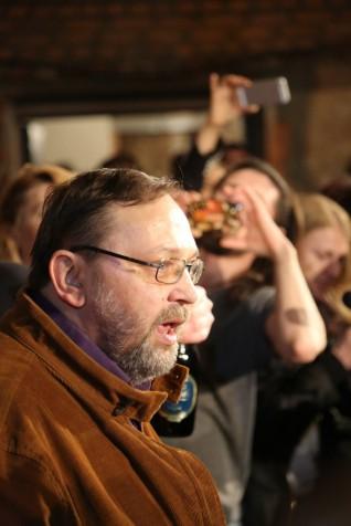 Mikhail Ugarov, founder of Teatr.doc. Photo by Oleg Karlson.