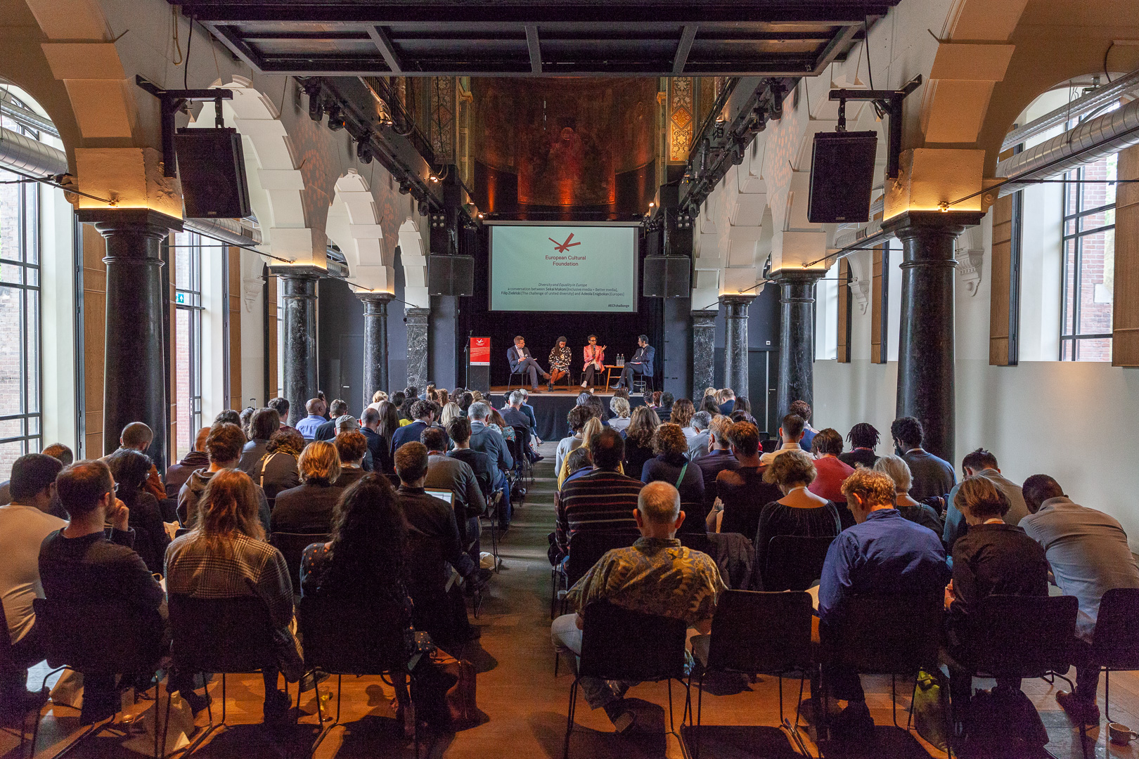European Cultural Challenge 2018 - A two-day advocacy retreat to work on positive change through culture
