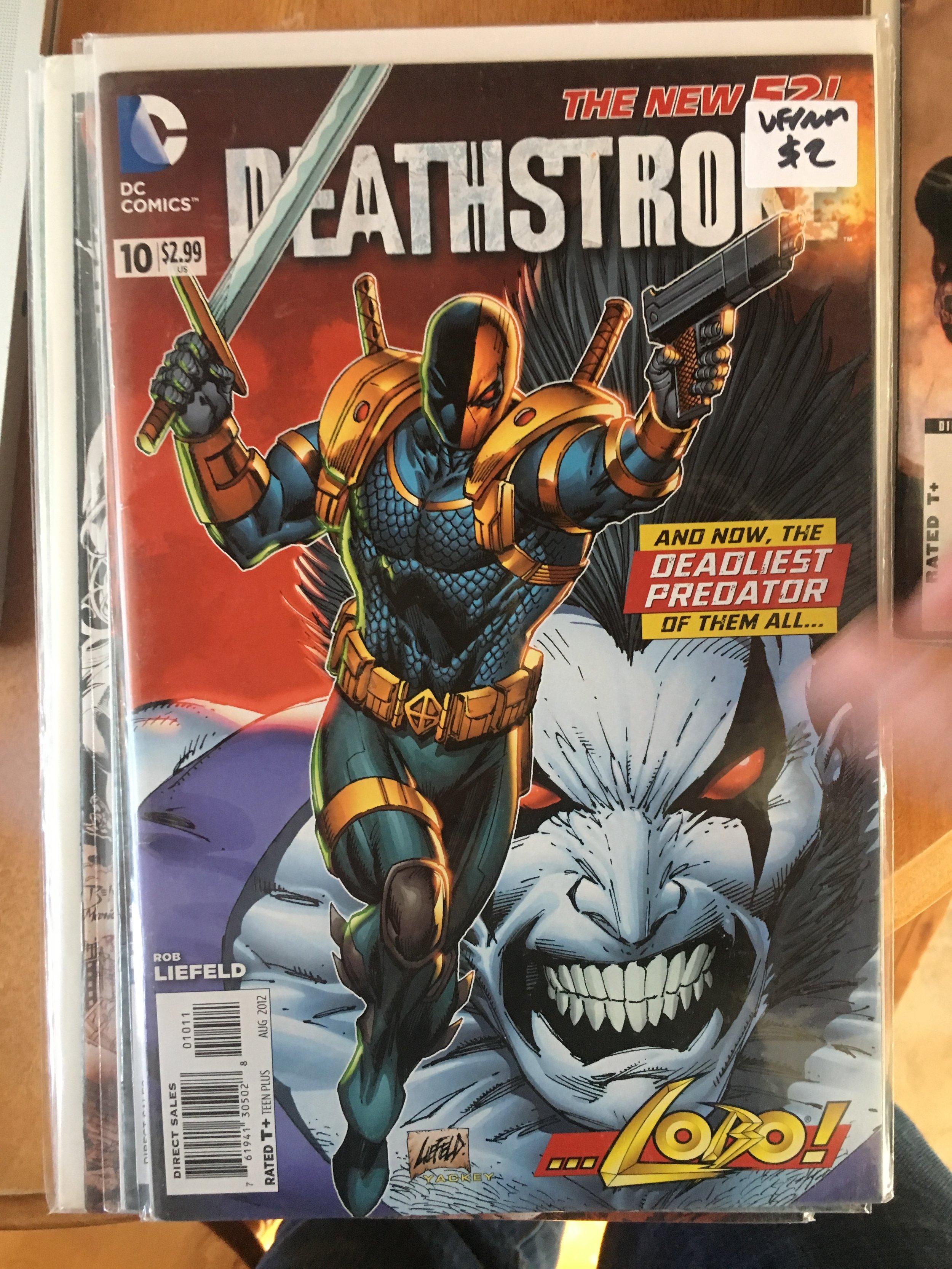 Comic Book VF-NM The NEW 52, DC Comics GOTHAM by MIDNIGHT #10