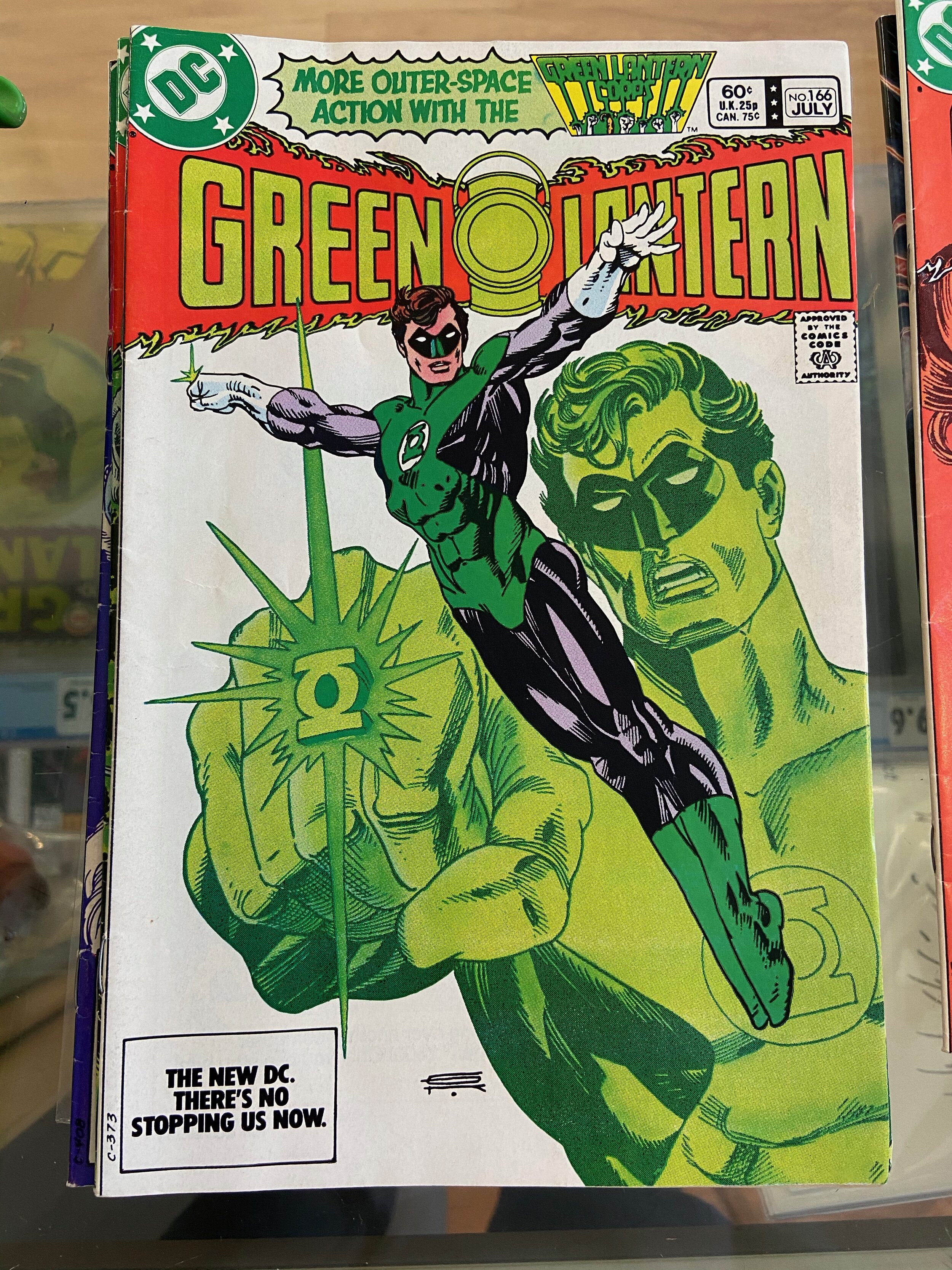 DC WRATH 2012 1st Print GREEN LANTERN NEW GUARDIANS #17 1:25 VARIANT COVER