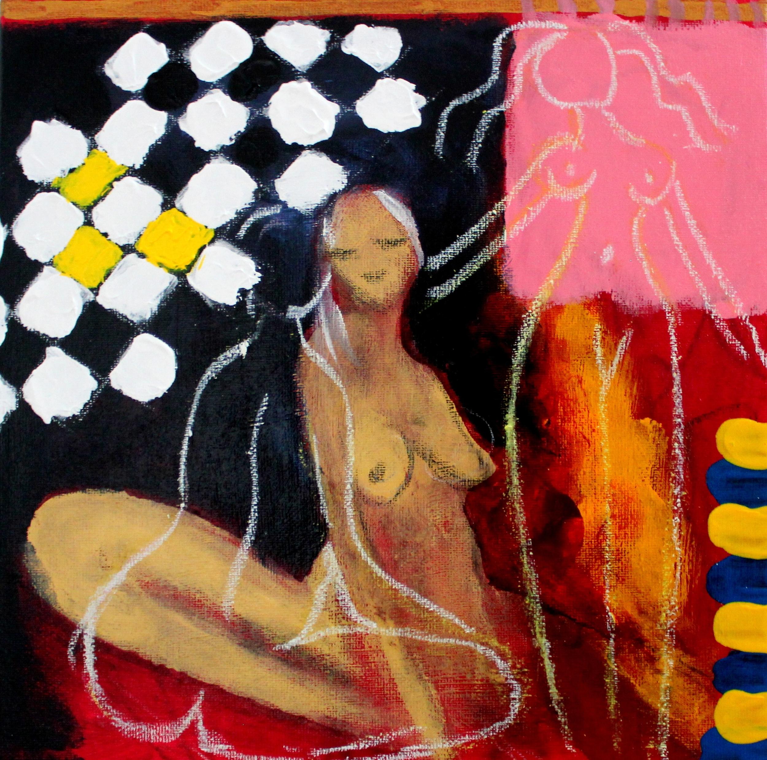 Malerier til salg -klik her