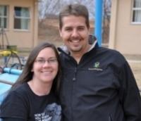 Bryan and Anita Geurink