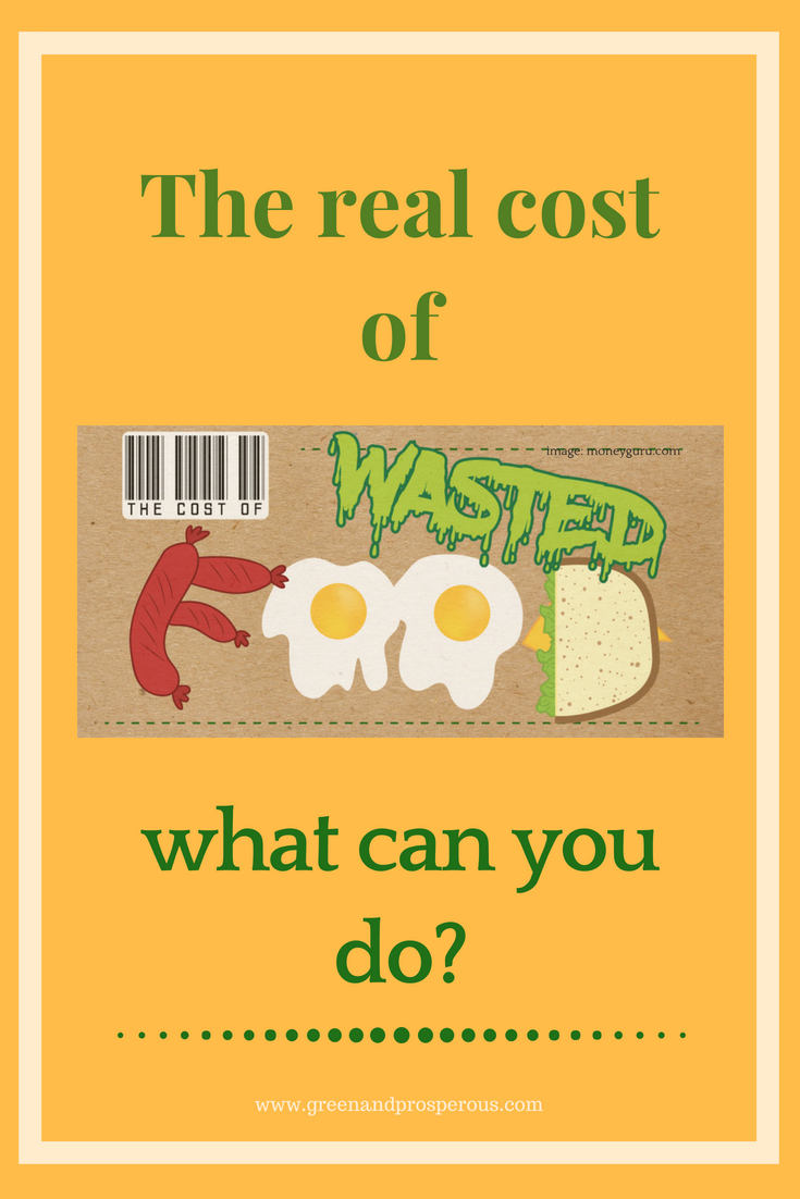 the real cost of Food waste