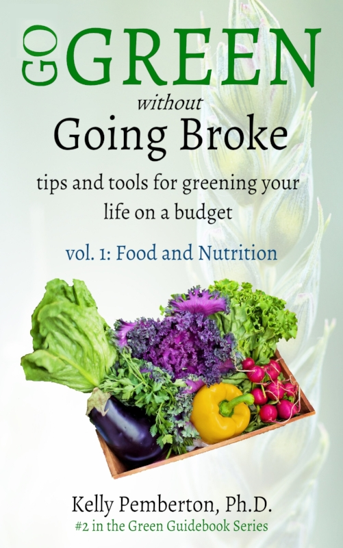 Go Green, healthy living