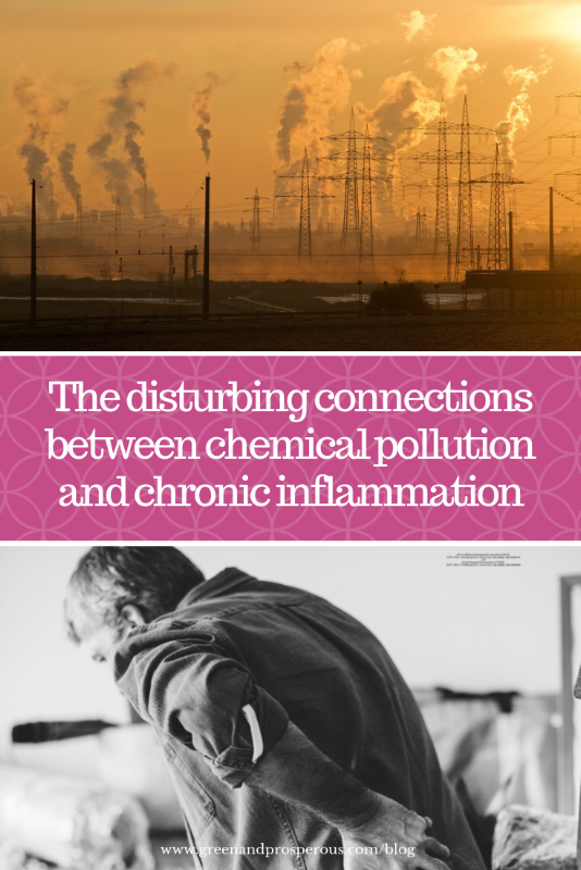 disturbing connections between chemical pollution and chronic inflammation