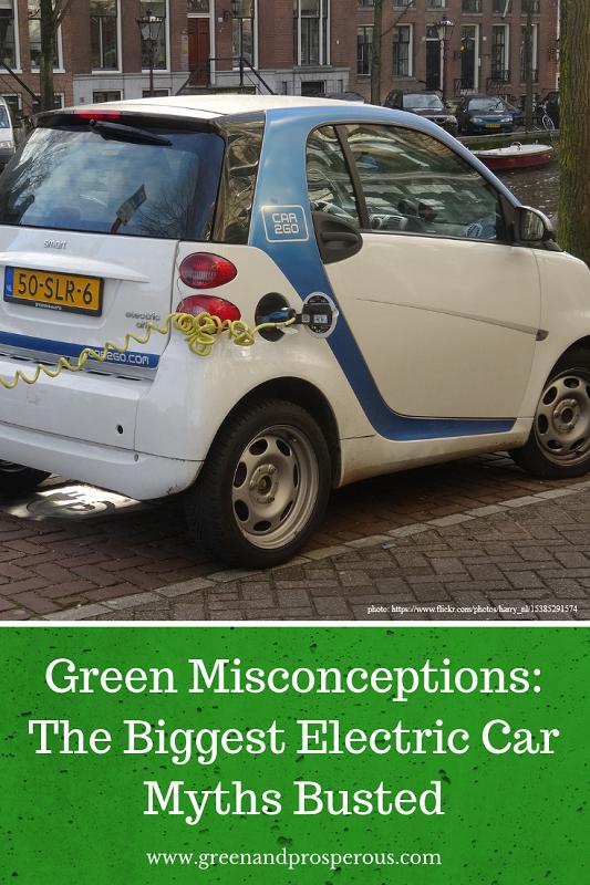 electric car myths