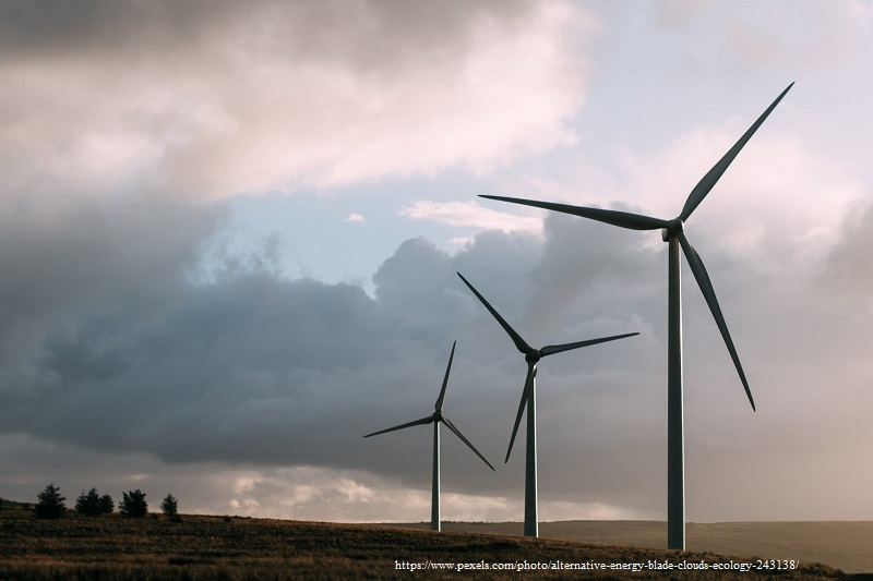 wind farms to power global cities