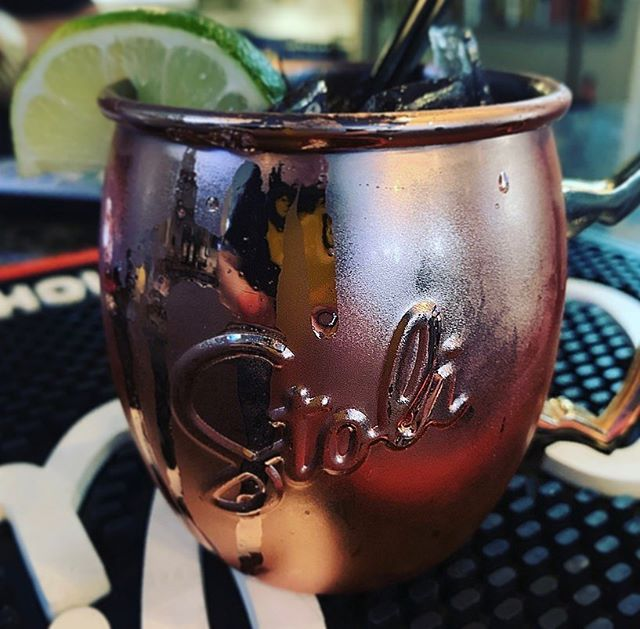 Flavored Moscow Mule Specials aduring Trivia Tonight!!! #moscowmule #fairlawn #nj #bergencounty #newjersey