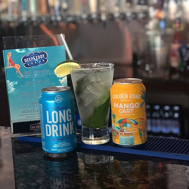 $5 #LongDrink $5 #MangoCart $5 Fresh Lime Juice Mixed Drinks