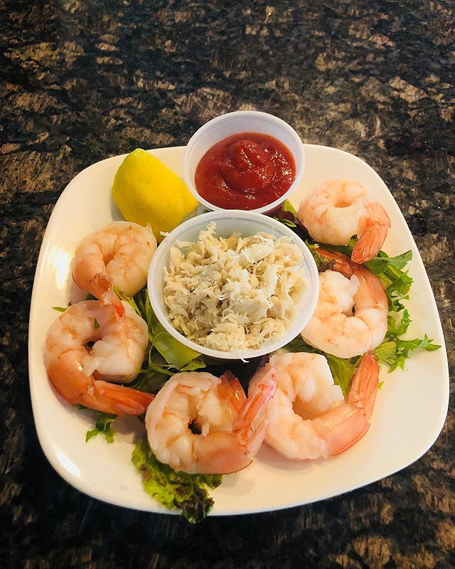 Shrimp Cocktail Special This Weekend🍤