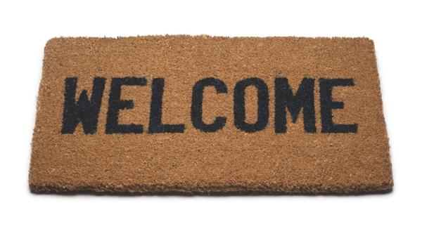 Bienvenu chez nous !!