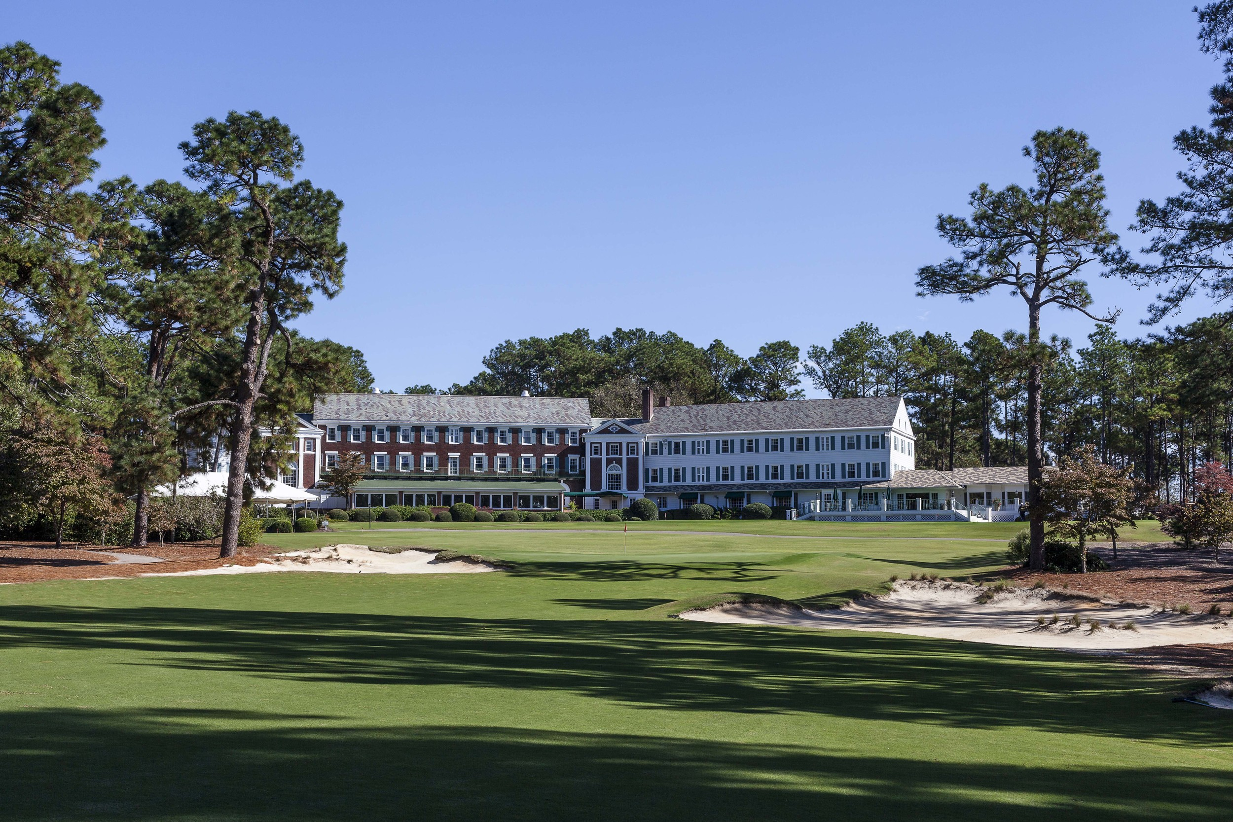 Mid Pines Overview — Kyle Franz Golf Design