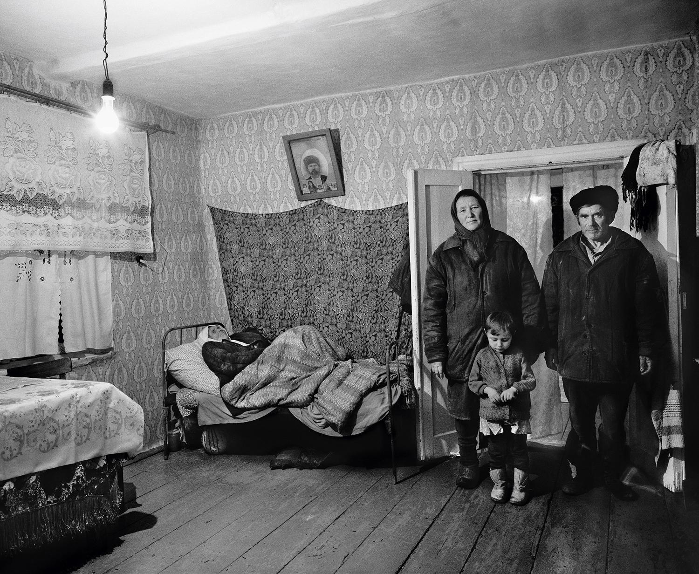 Ilinka, Russia, 1990