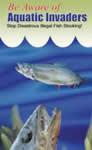 Beware of Aquatic Invaders (MEDEP)