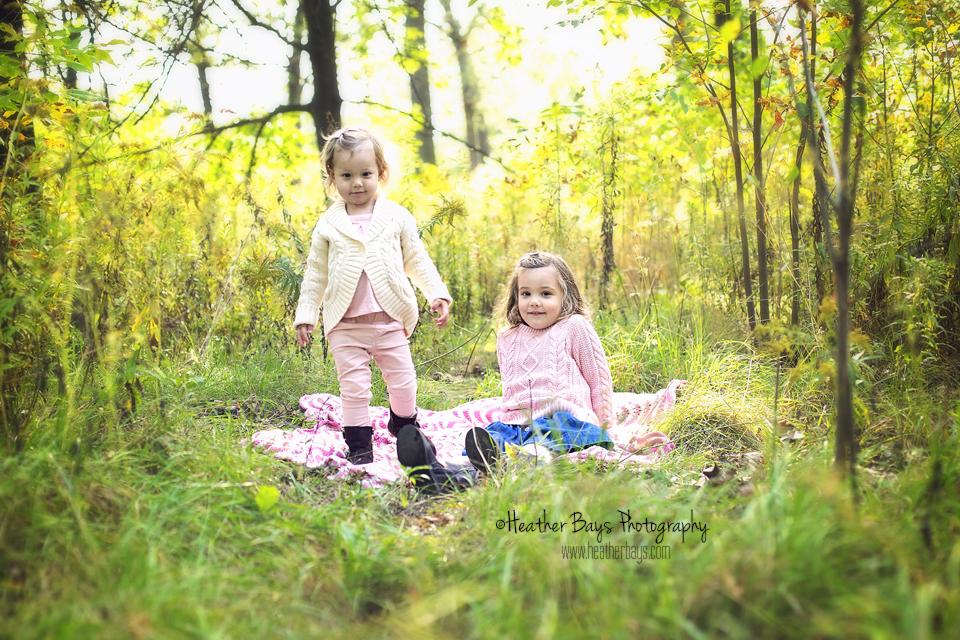 April 13th  Grace & Katie {fall mini session}