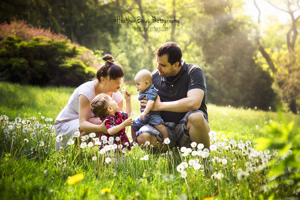 August 16th  Lincoln & Brock {spring mini session}