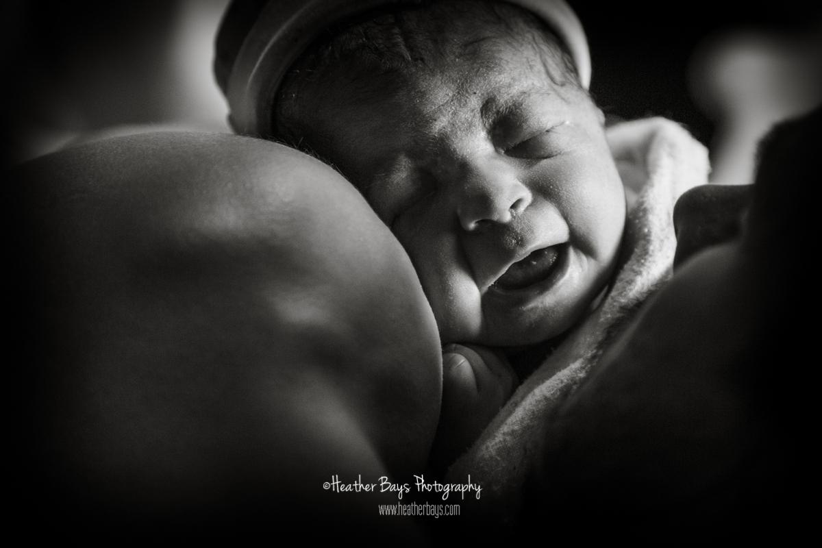 January 29th  Hello Gabriela {birth story: hospital birth}