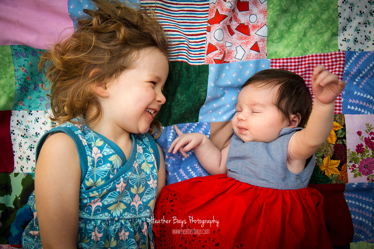 March 16th  Baby Fiona (in-home newborn lifestyle portrait session)