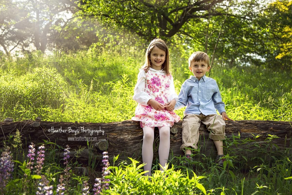February 27th  Kate & Robbie (spring mini session)