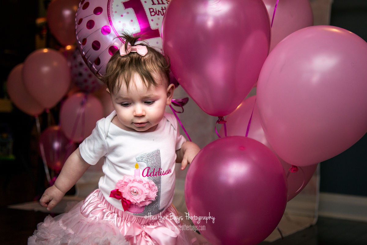 ADDISON TURNS ONE!   To view this gallery click here:   https://heatherbaysphotography.shootproof.com/gallery/4368463