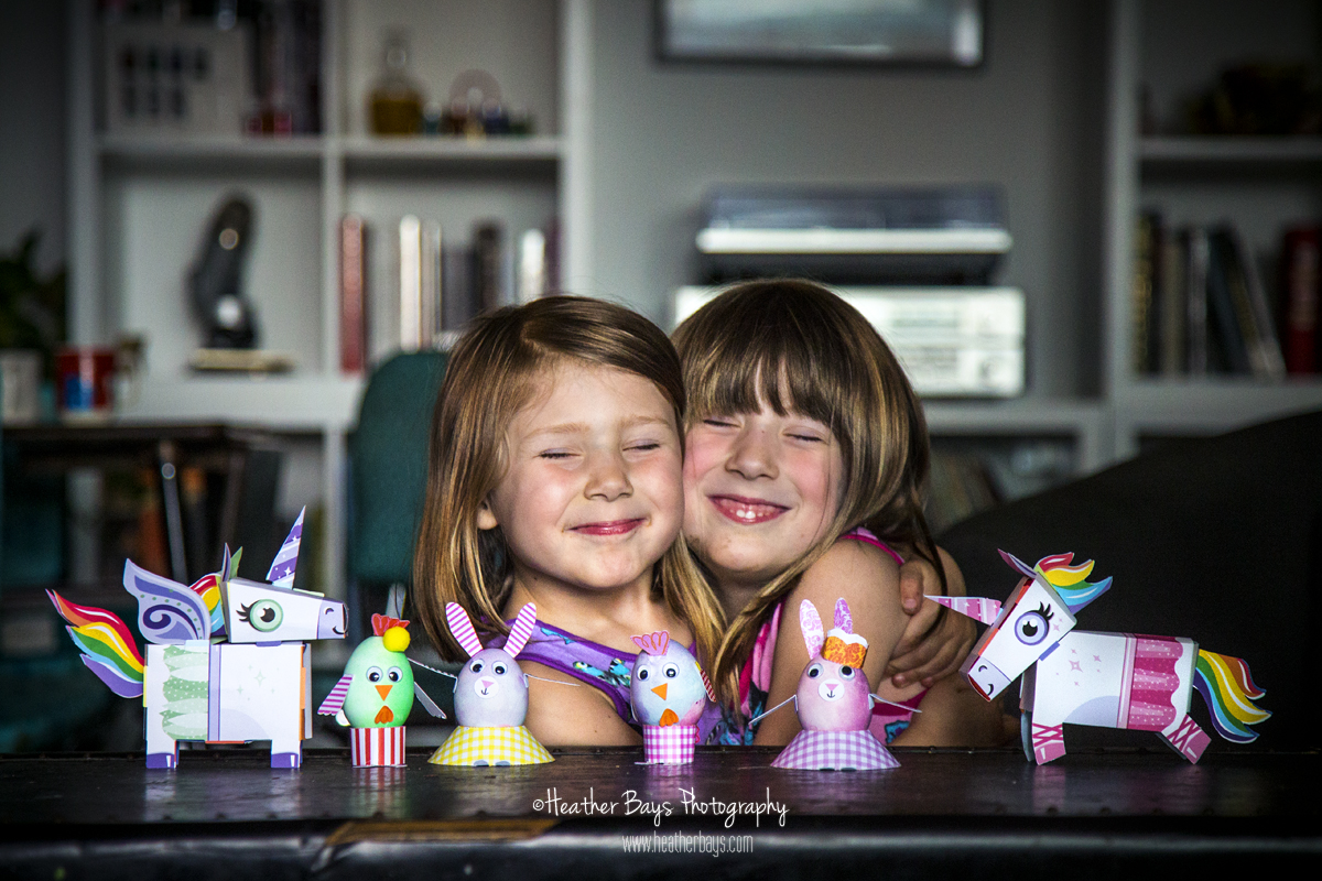 April 16th  Happy Easter! (in-home story session)