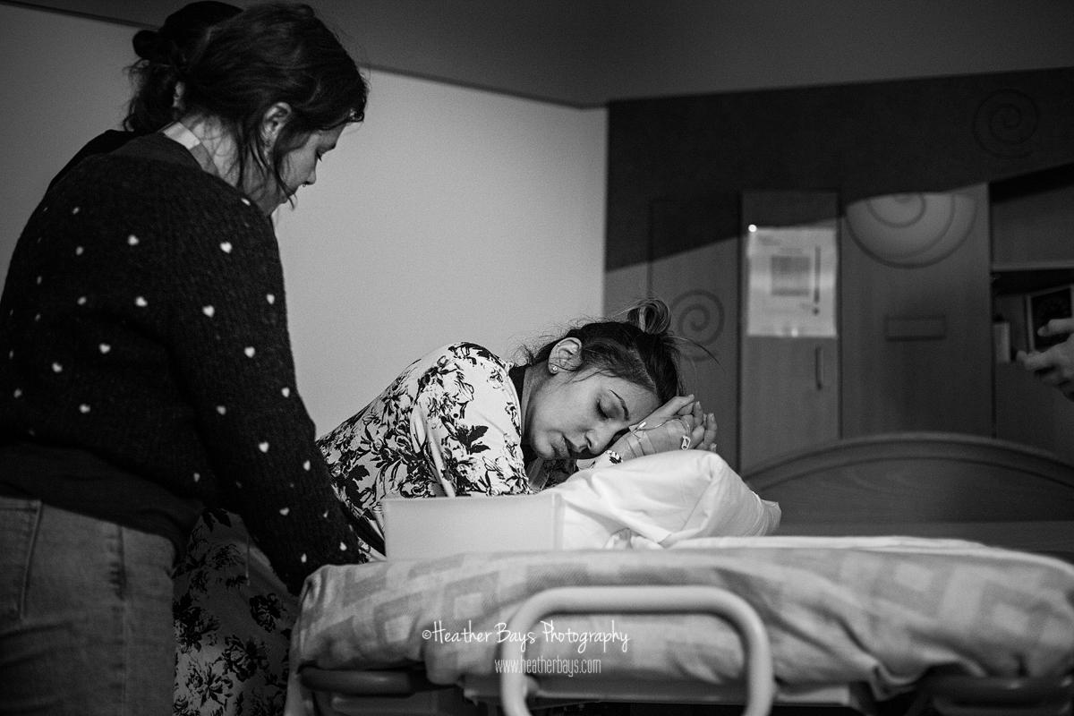 emotional storytelling black and white photography